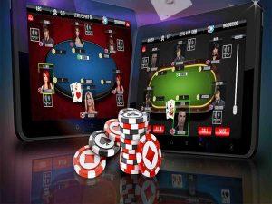 chơi poker kiếm tiền